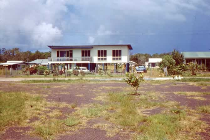TRL Village Buildings